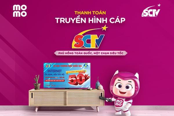 Thanh toán cước thuê bao dễ dàng, an toàn mùa dịch cùng SCTV - ảnh 1