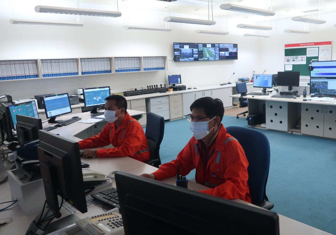NCSP thực hiện công tác phòng chống dịch bệnh nghiêm ngặt và lạc quan - Ảnh 1.