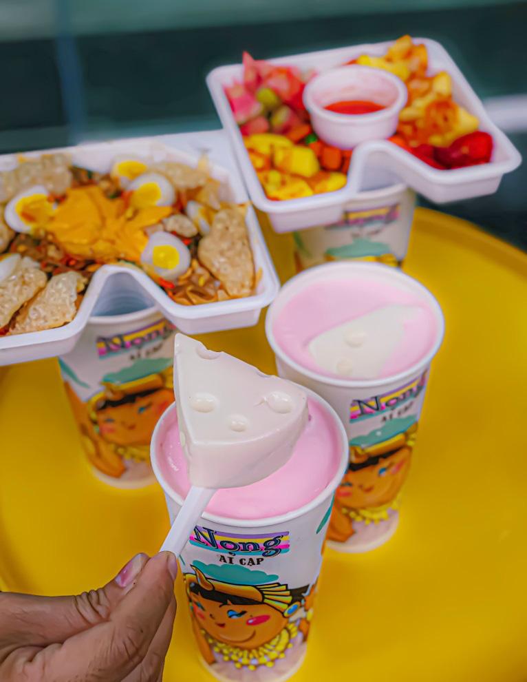 """Nhượng quyền thương hiệu Trà sữa Nọng - cơ hội đầu tư """"hot"""" trên thị trường - Ảnh 1."""