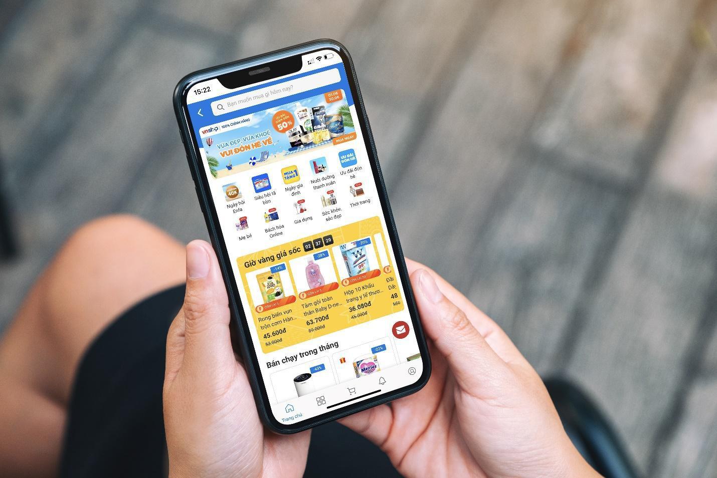 Sale hết tháng 7, hội shopping đừng quên ghé VnShop, mua sắm an toàn lại không bỏ lỡ deal cực hot - Ảnh 2.