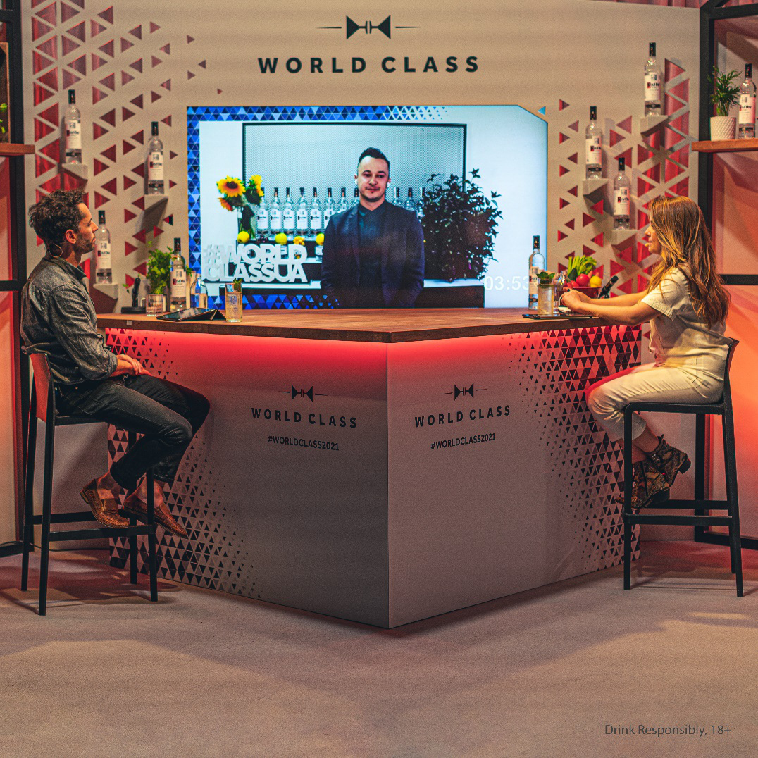 Có gì độc đáo tại Chung kết thế giới cuộc thi bartender World Class 2021? - Ảnh 1.
