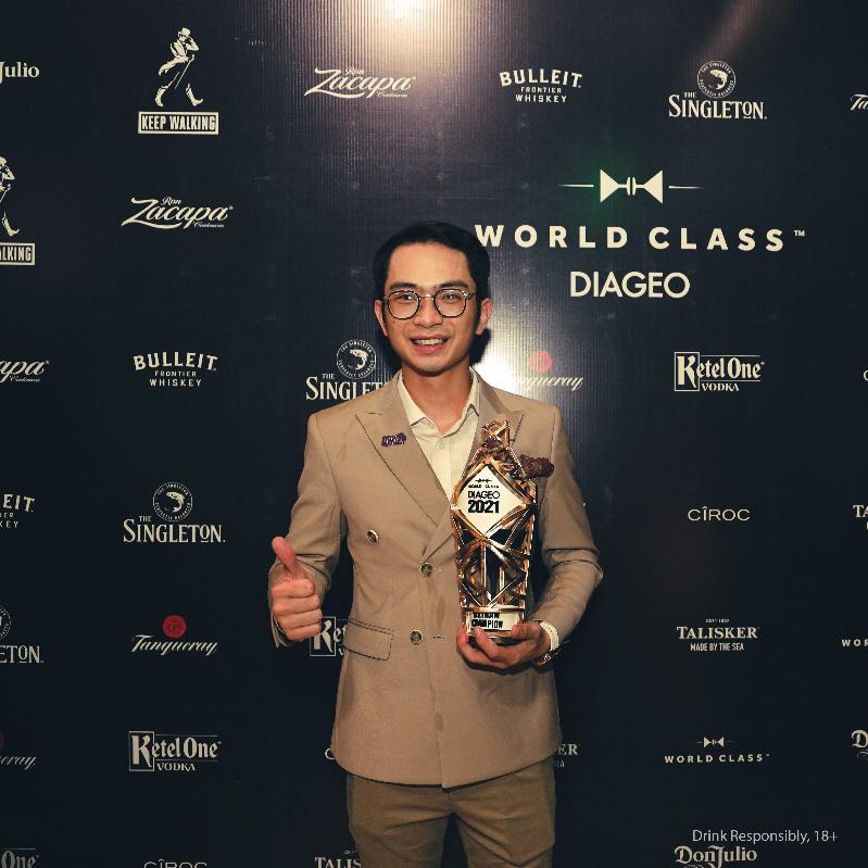 Có gì độc đáo tại Chung kết thế giới cuộc thi bartender World Class 2021? - Ảnh 2.