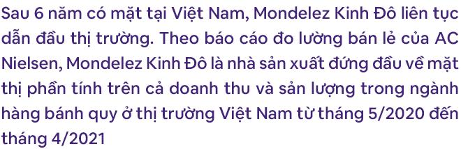 """Phó Tổng Giám Đốc Tài Chính Mondelez Kinh Đô Việt Nam: """"Truyền năng lượng qua phong cách lãnh đạo"""" - Ảnh 1."""