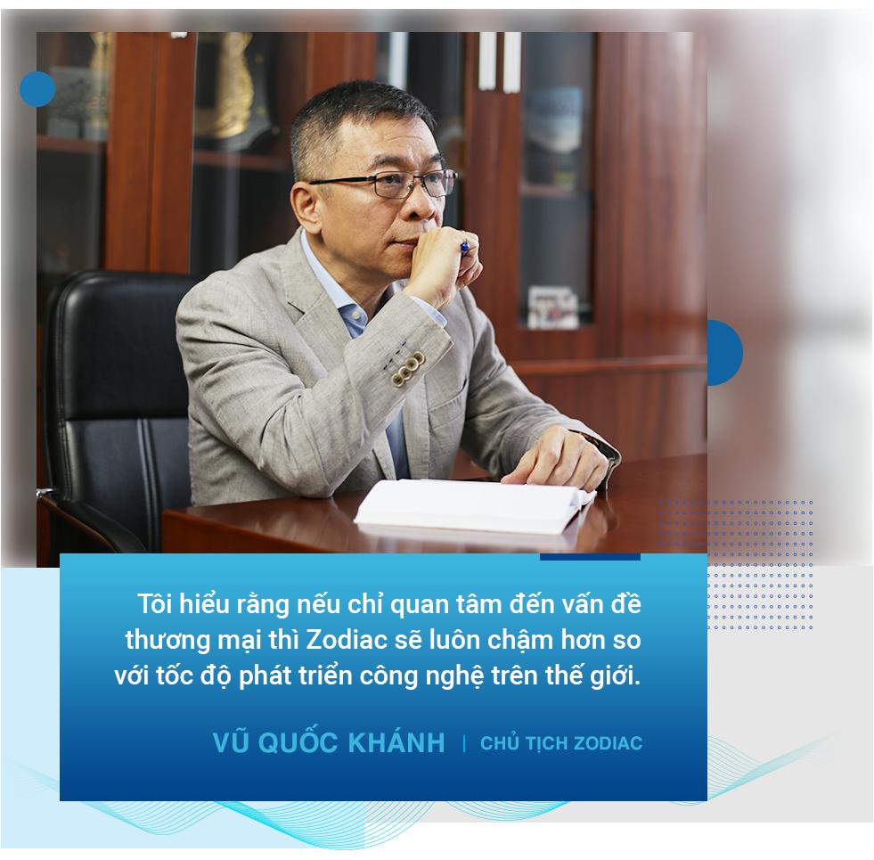 Zodiac: Câu chuyện về người mở đường tìm kiếm công nghệ bước kịp thế giới - Ảnh 7.