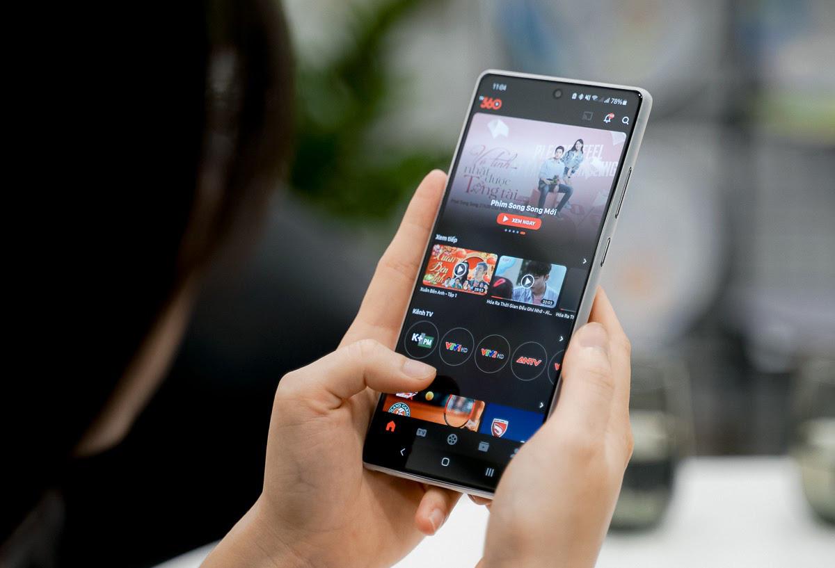 Cày phim bộ, phim bom tấn thả ga, miễn cước đăng ký tài khoản lại miễn phí luôn data 4G, bảo sao TV360 hút khách đến thế - Ảnh 3.