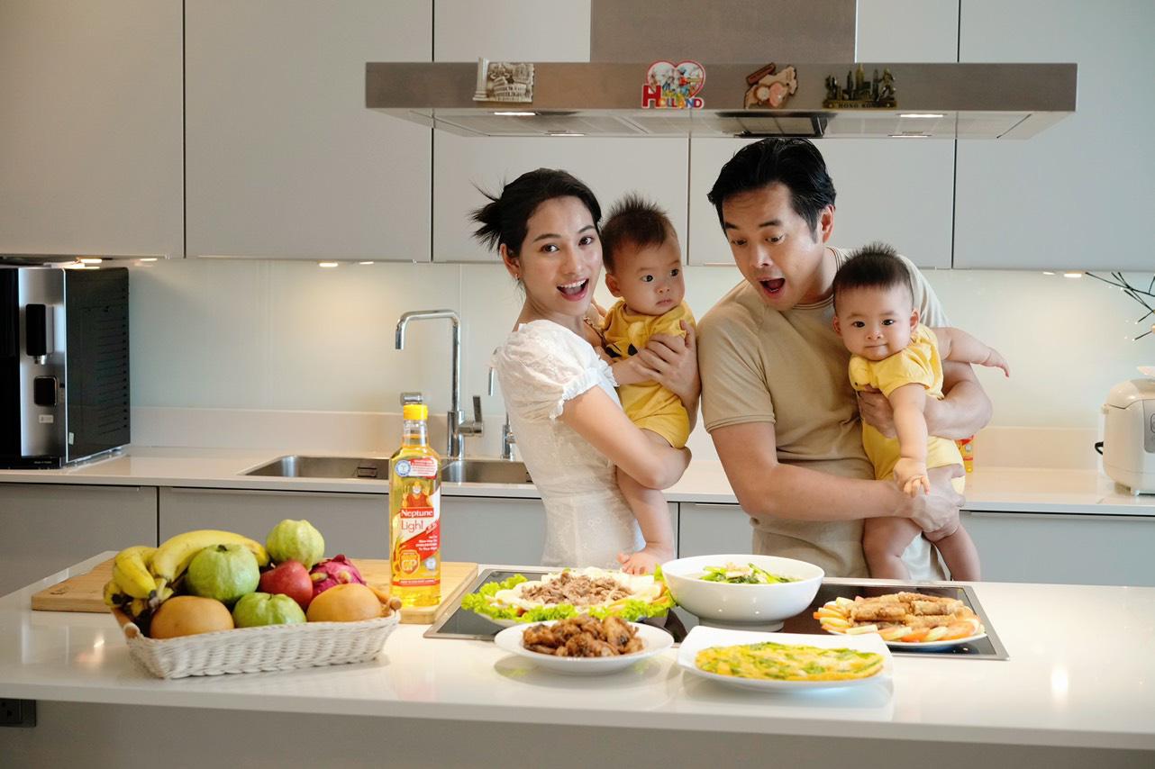 Khám phá công thức nấu ăn chuẩn LIGHT đang khiến cả Diệp Chi, Sara Lưu, Lan Phương lẫn Nguyễn Ngọc Thạch mê đắm - Ảnh 4.