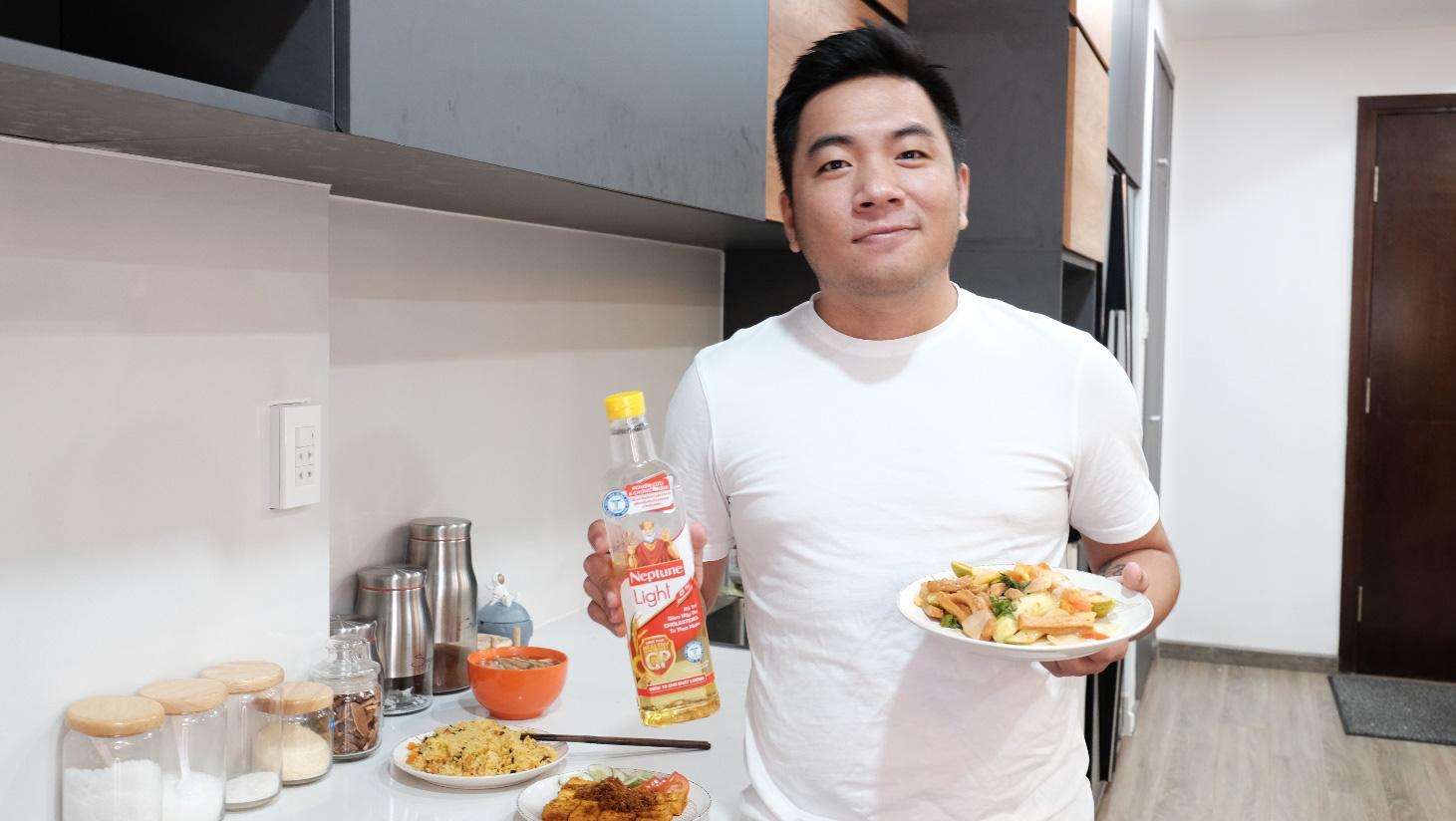 Khám phá công thức nấu ăn chuẩn LIGHT đang khiến cả Diệp Chi, Sara Lưu, Lan Phương lẫn Nguyễn Ngọc Thạch mê đắm - Ảnh 5.