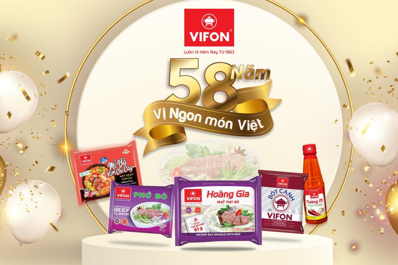 Từ hành trình 58 năm vị ngon món Việt đến xuất khẩu 1 tỷ sản phẩm mang nhãn hiệu VIFON: Hành trình vất vả nhưng xứng đáng - Ảnh 6.