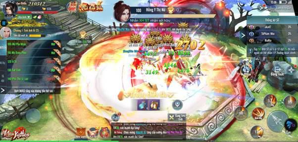 Võ Lâm Kỳ Hiệp: Chốn dừng chân cho game thủ 8x, 9x đam mê kiếm hiệp Kim Dung - Ảnh 9.