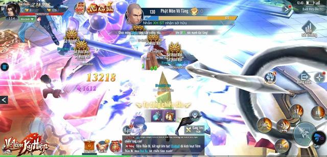 Võ Lâm Kỳ Hiệp: Chốn dừng chân cho game thủ 8x, 9x đam mê kiếm hiệp Kim Dung - Ảnh 2.