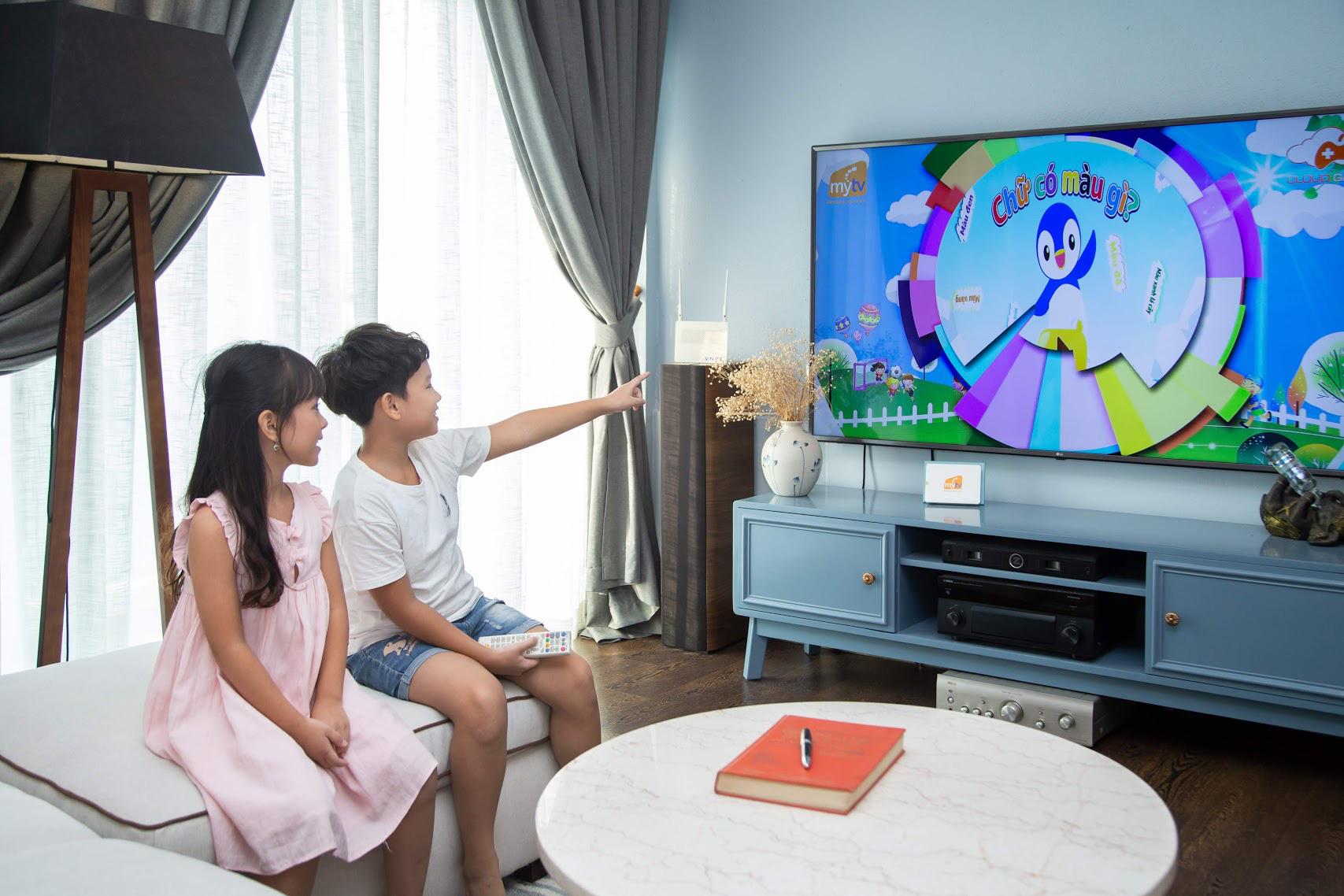 Giãn cách xã hội, người Việt khám phá niềm vui trong những hoạt động giải trí tại gia cùng truyền hình MyTV - Ảnh 1.