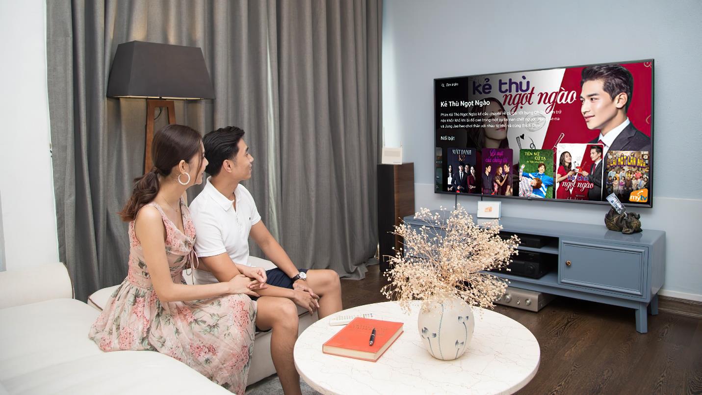 Giãn cách xã hội, người Việt khám phá niềm vui trong những hoạt động giải trí tại gia cùng truyền hình MyTV - Ảnh 2.