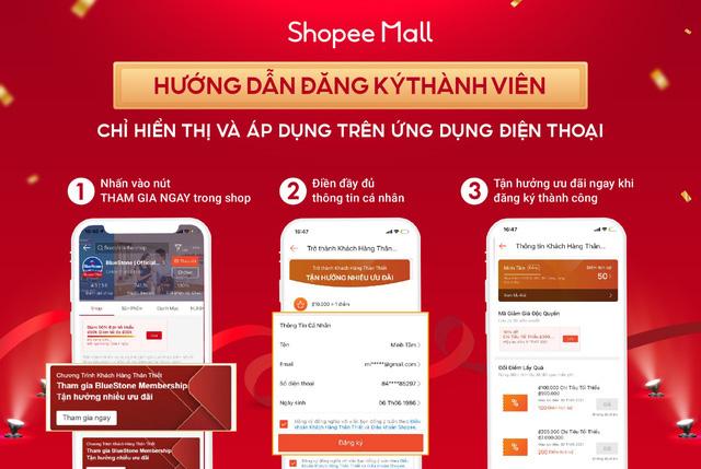 Shopee Mall triển khai chương trình Khách Hàng Thân Thiết nhằm gia tăng mức độ gắn kết của khách hàng với thương hiệu - Ảnh 3.