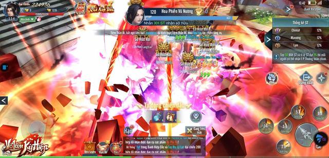 Võ Lâm Kỳ Hiệp: Chốn dừng chân cho game thủ 8x, 9x đam mê kiếm hiệp Kim Dung - Ảnh 7.