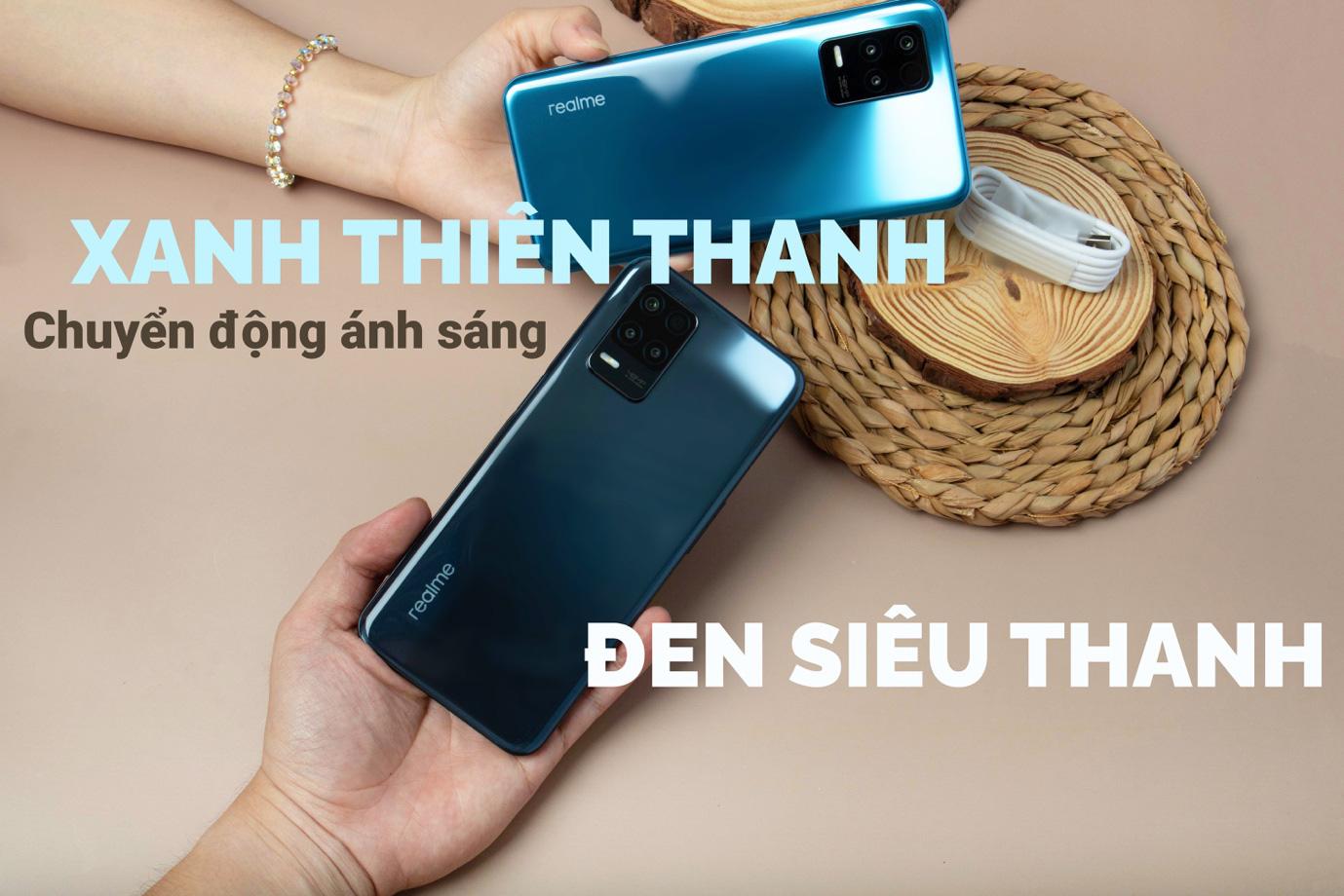 Trên tay chiếc điện thoại 5G hot nhất của realme: Xem phim cả ngày, cày game lướt web siêu nhanh, siêu khỏe! - Ảnh 4.