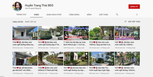 Kinh doanh bất động sản qua YouTube - Giải pháp hiệu quả cho mùa dịch - Ảnh 4.