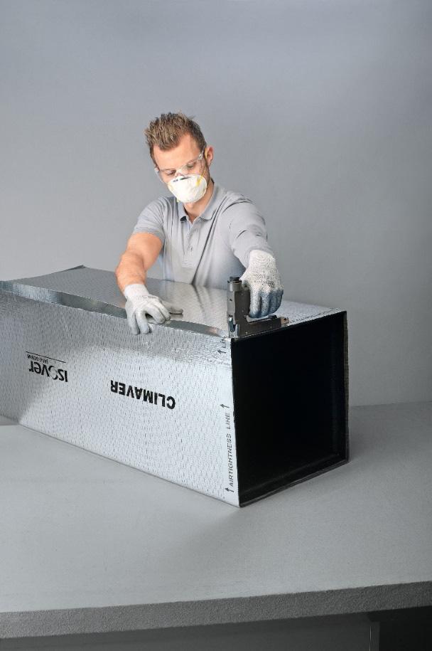 Saint-Gobain dẫn đầu xu thế vật liệu xanh với ống dẫn khí Climaver - Ảnh 1.