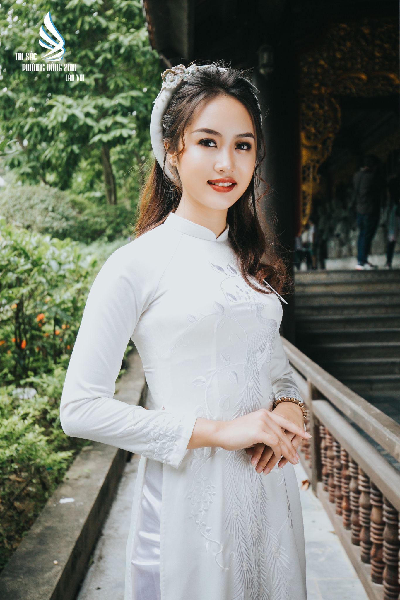 Gặp gỡ cô nàng Gen Z tài năng của Đại học Phương Đông hiện đang là gương mặt nổi bật tại Miss World Việt Nam 2021 - Ảnh 1.