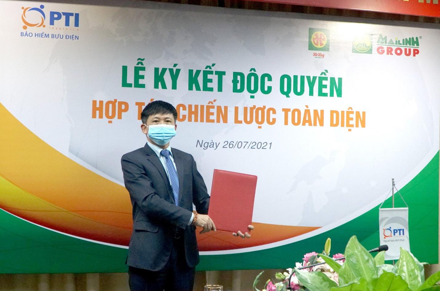 Bảo hiểm Bưu điện (PTI) và Tập đoàn Mai Linh: Hợp tác độc quyền và toàn diện - Ảnh 3.