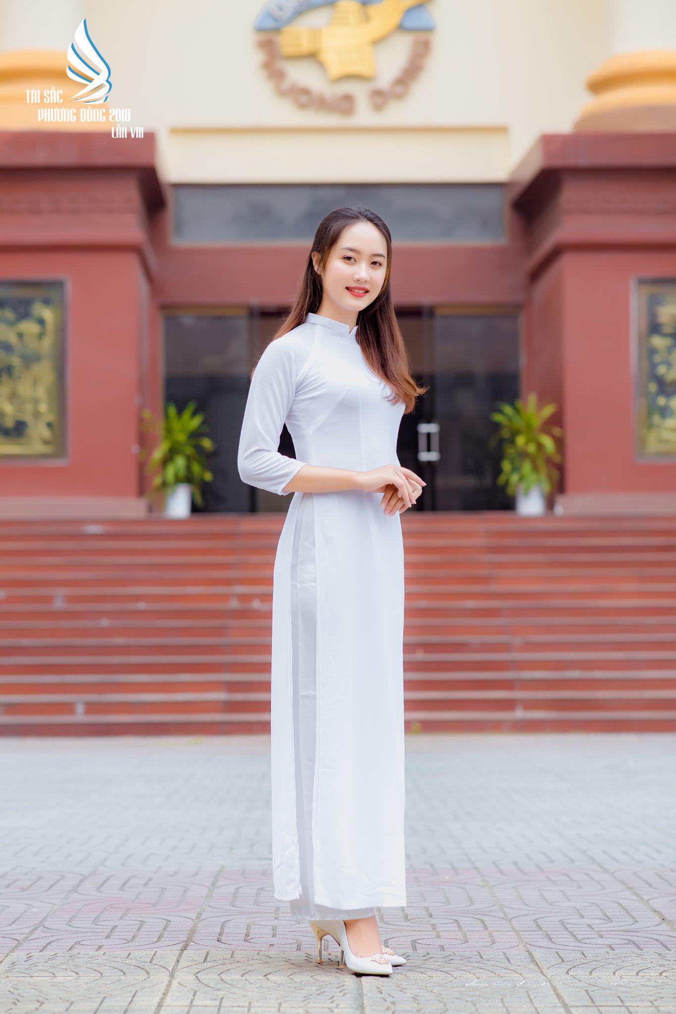 Gặp gỡ cô nàng Gen Z tài năng của Đại học Phương Đông hiện đang là gương mặt nổi bật tại Miss World Việt Nam 2021 - Ảnh 6.