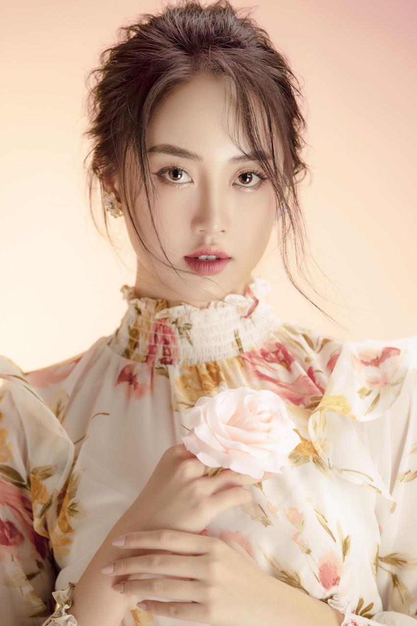 Gặp gỡ cô nàng Gen Z tài năng của Đại học Phương Đông hiện đang là gương mặt nổi bật tại Miss World Việt Nam 2021 - Ảnh 7.