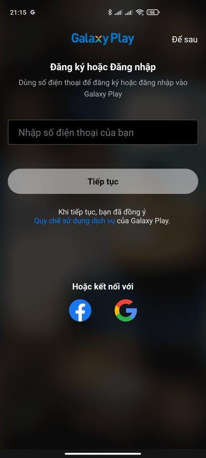 Xem phim trên điện thoại, Galaxy Play là ứng dụng rất đáng chọn! - Ảnh 1.