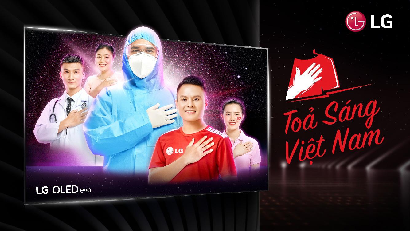 Chặng đường tỏa sáng Việt Nam: Mỗi cá nhân đều là một chiến sĩ - Ảnh 1.