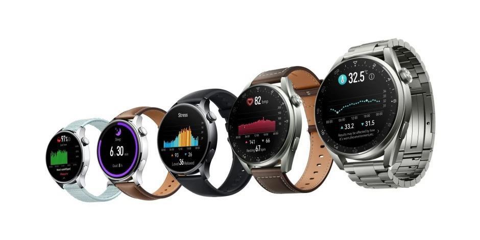 Ngoài đo SpO2, đây là 5 lý do khác khiến Huawei Watch 3 series xứng đáng nằm trên cổ tay bạn - Ảnh 1.