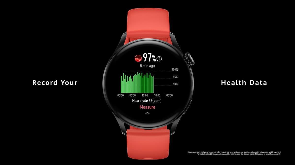 Ngoài đo SpO2, đây là 5 lý do khác khiến Huawei Watch 3 series xứng đáng nằm trên cổ tay bạn - Ảnh 2.