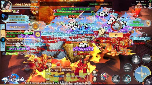 """Trò chơi """"trẻ nít"""" hóa """"hot trend"""", được giới game thủ phát cuồng trong Thiên Long Kiếm 2 - Ảnh 7."""