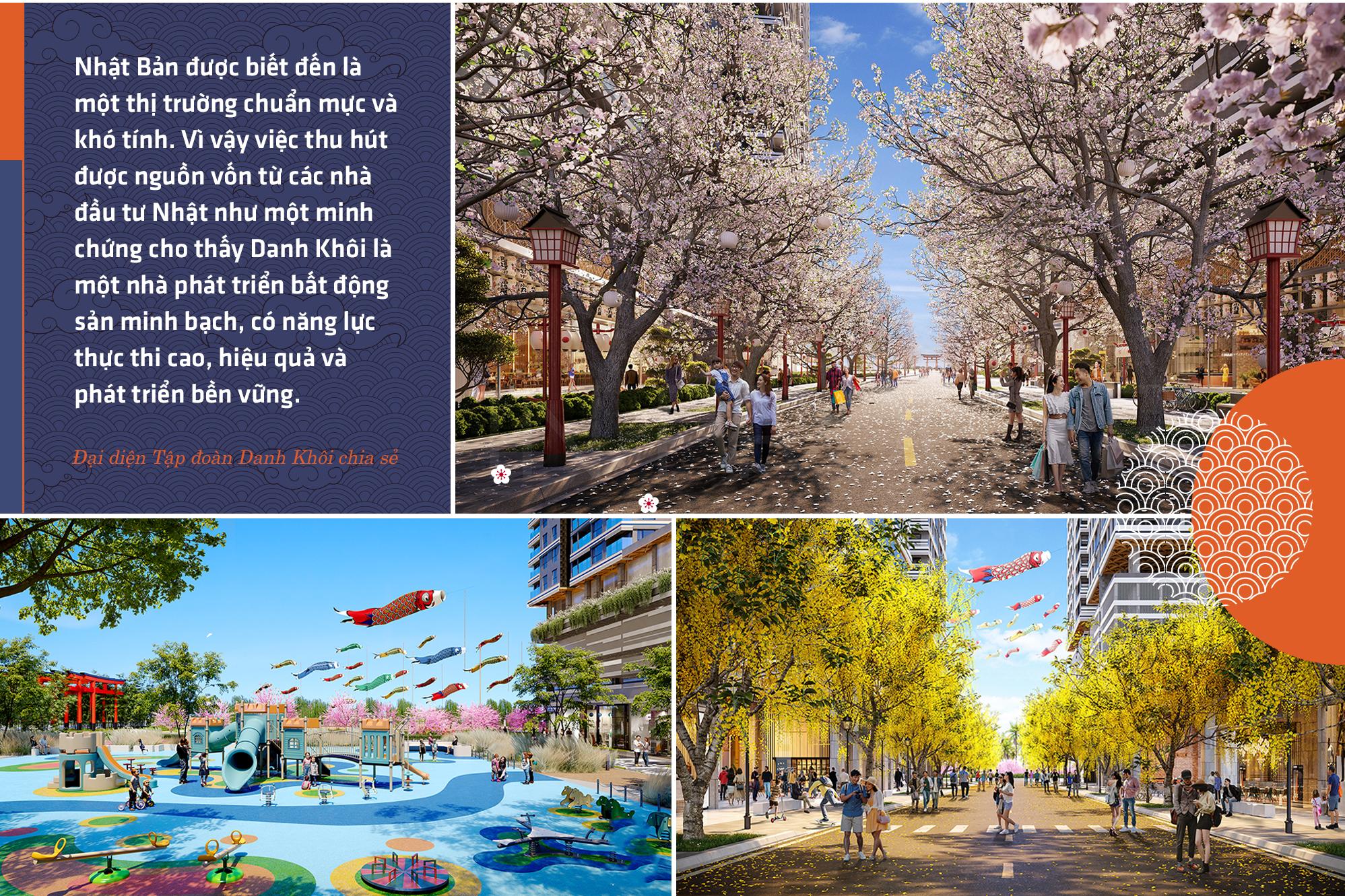 Đô thị biển giải trí phong cách Nhật – Định hướng chiến lược của Tập đoàn Danh Khôi trong năm 2021 - Ảnh 4.