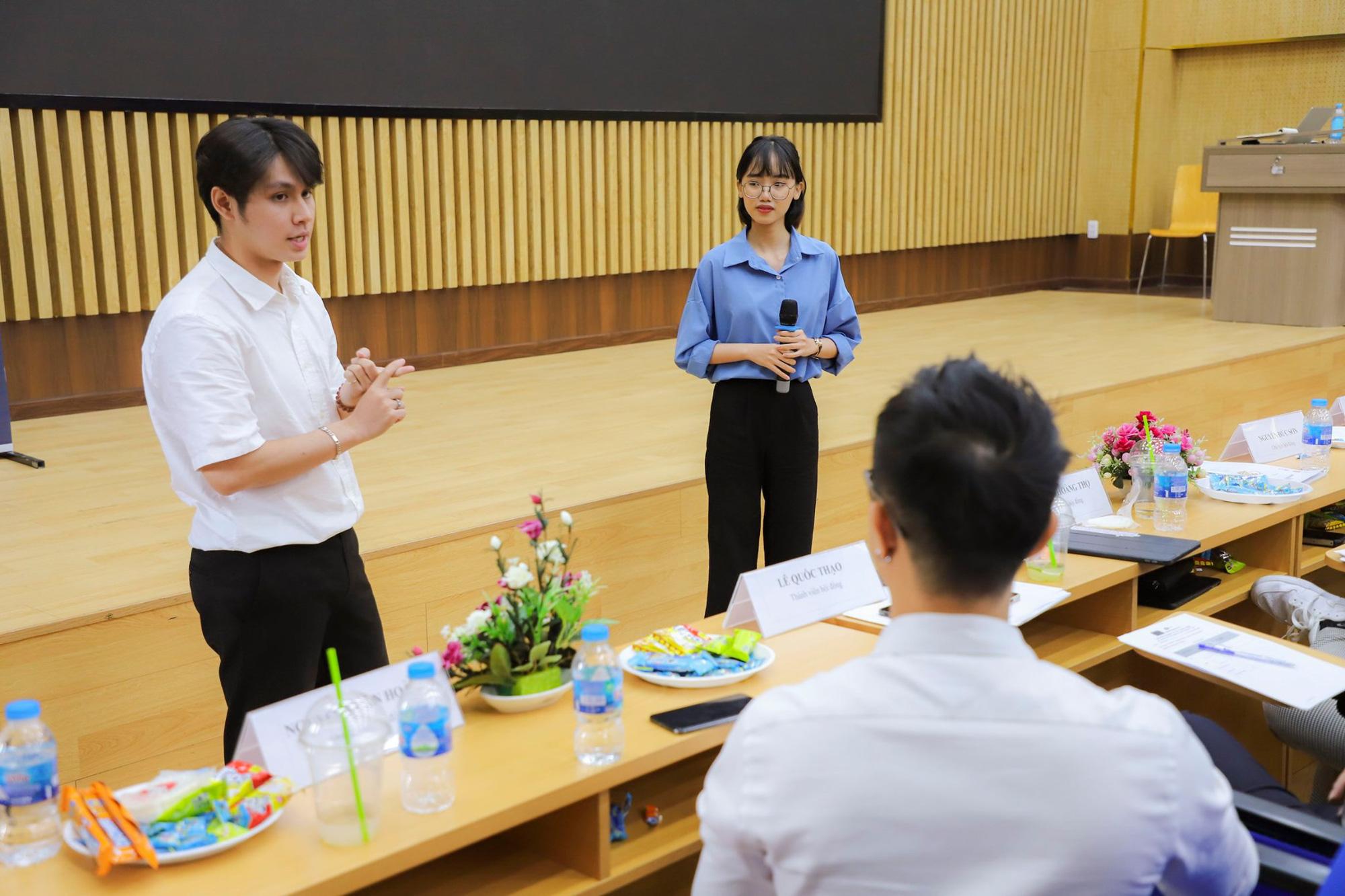 Sinh viên ĐH FPT làm app tư vấn bữa ăn dinh dưỡng cho người độc thân bận rộn - Ảnh 2.
