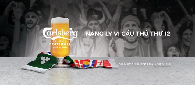 Carlsberg và Bóng đá – Sự hoà hợp hoàn hảo cho trải nghiệm bóng đá thăng hoa - Ảnh 3.