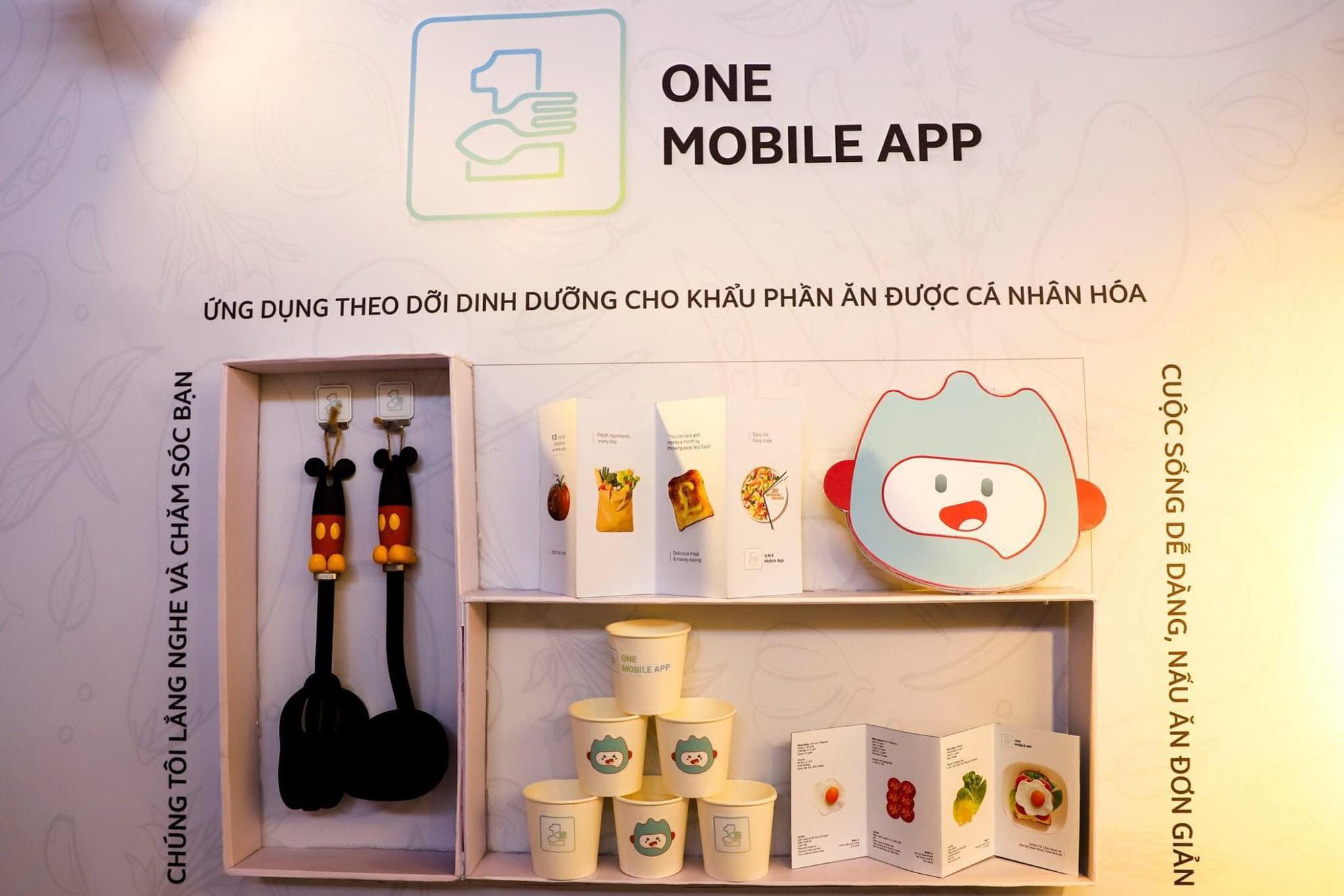 Sinh viên ĐH FPT làm app tư vấn bữa ăn dinh dưỡng cho người độc thân bận rộn - Ảnh 3.