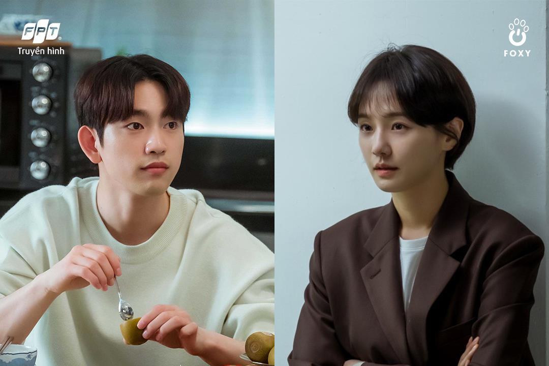 Mối tình friendzone Park Gyu Young - Park Jin Young ở Thẩm Phán Ác Ma: Điểm sáng hiếm hoi giữa một xã hội bức bối - Ảnh 2.