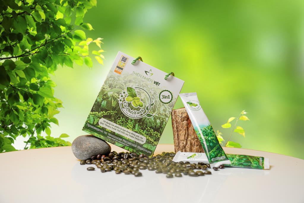 Cà phê Xanh - Từ cái tên mới và hành trình 2 năm tạo nên thương hiệu - Ảnh 1.