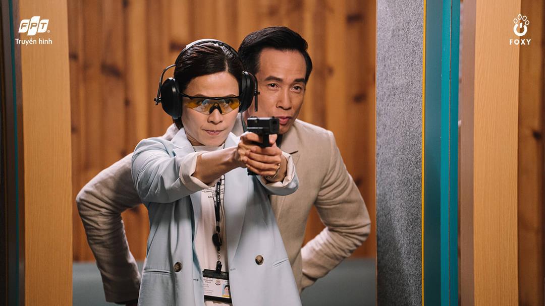 Huyền thoại TVB Lực Lượng Phản Ứng trở lại trong diện mạo tân thời hài hước - Ảnh 2.