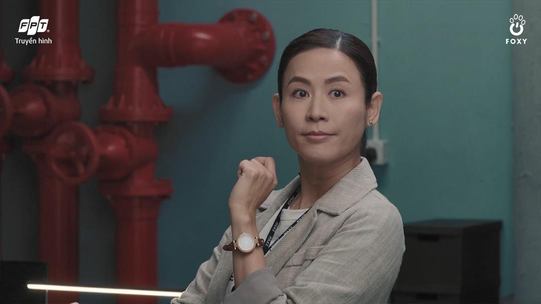 Huyền thoại TVB Lực Lượng Phản Ứng trở lại trong diện mạo tân thời hài hước - Ảnh 3.