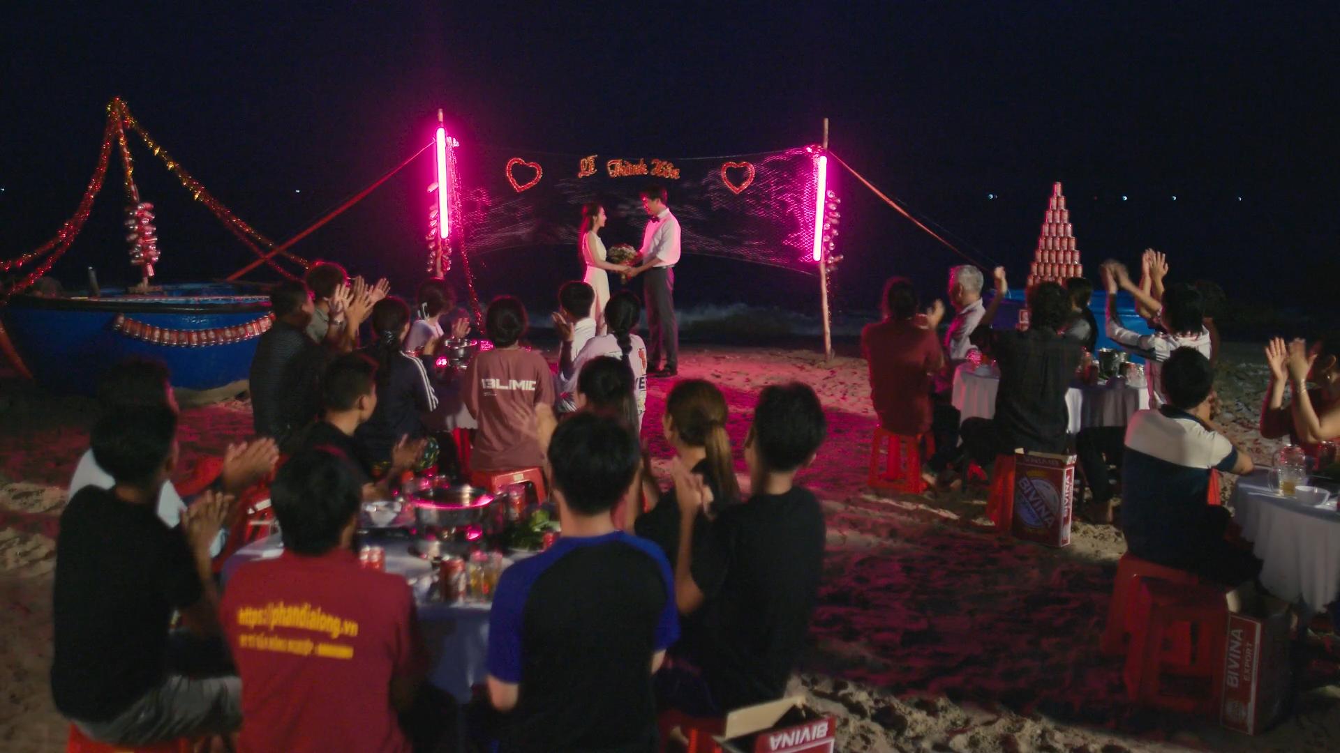 Web drama Hậu Duệ Của Biển chính thức khép lại với cái kết đầy ấn tượng - Ảnh 2.