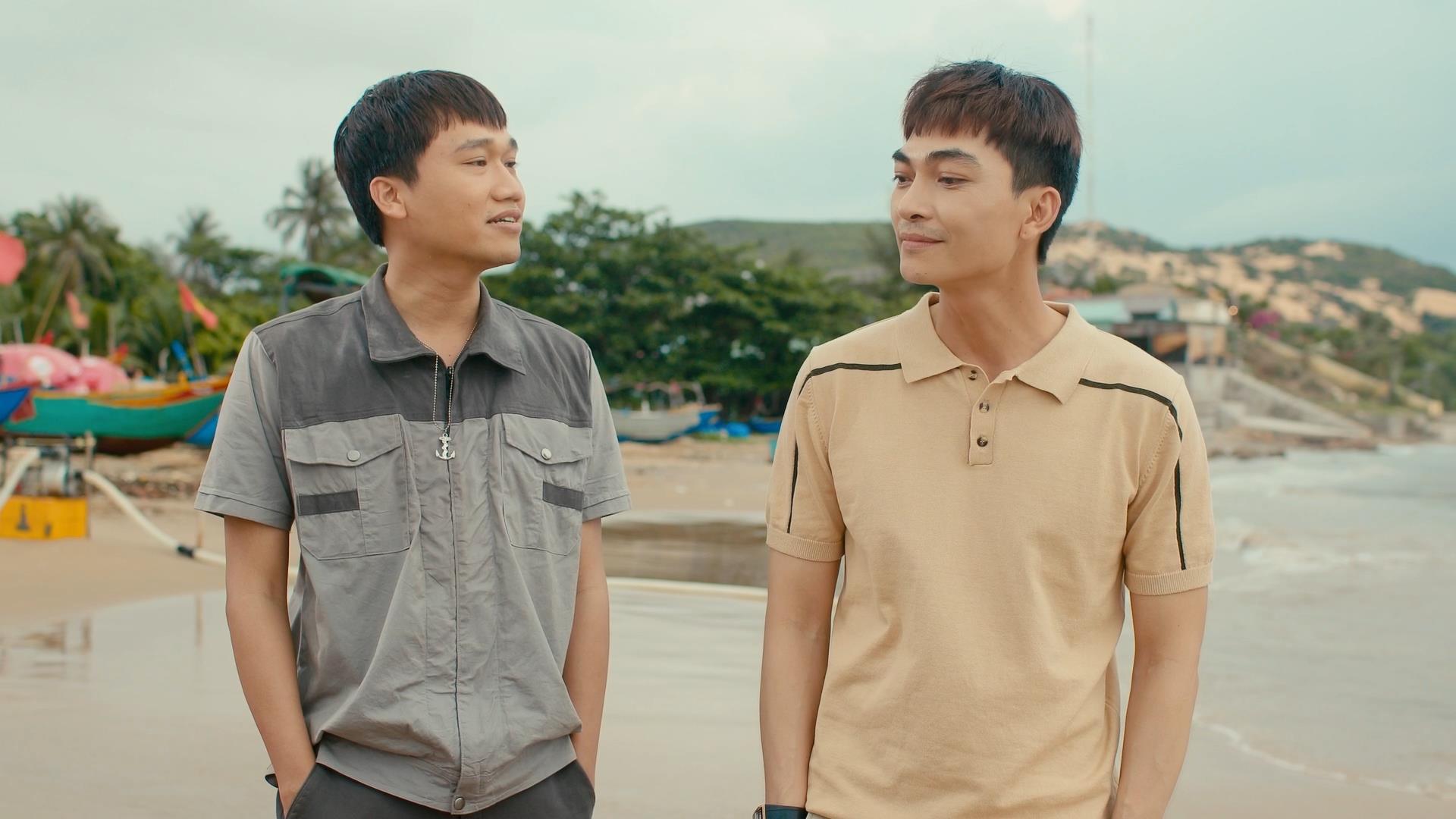 Web drama Hậu Duệ Của Biển chính thức khép lại với cái kết đầy ấn tượng - Ảnh 3.
