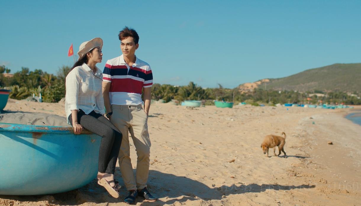 Web drama Hậu Duệ Của Biển chính thức khép lại với cái kết đầy ấn tượng - Ảnh 5.