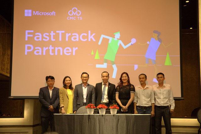 CMC TS được vinh danh trong top 10 nhà cung cấp giải pháp Microsoft tại châu Á – Thái Bình Dương - Ảnh 2.