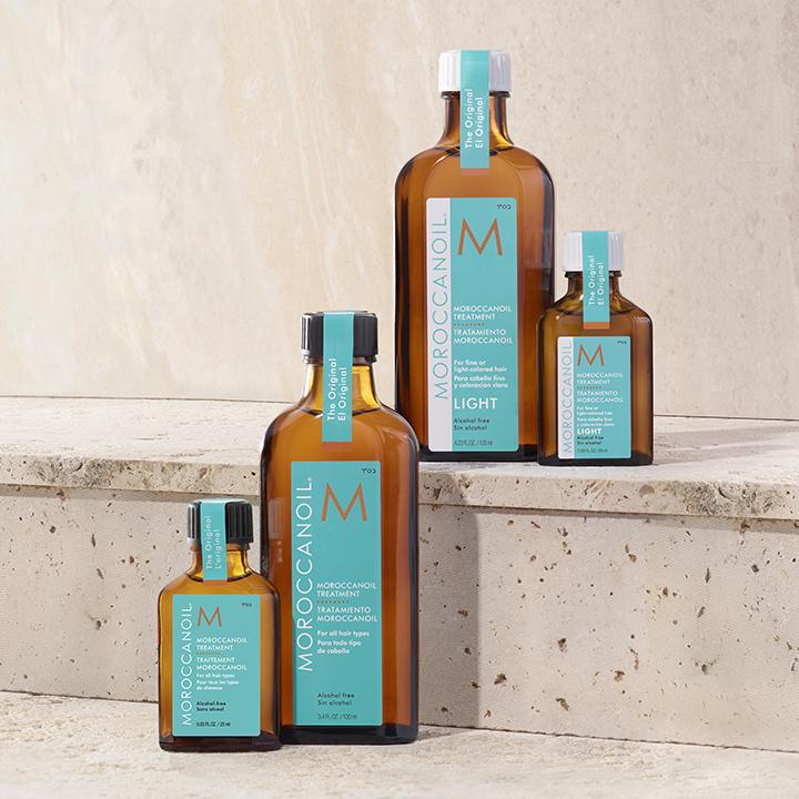 Dầu dưỡng tóc Moroccanoil tăng độ óng ả lên đến 118% - Ảnh 2.