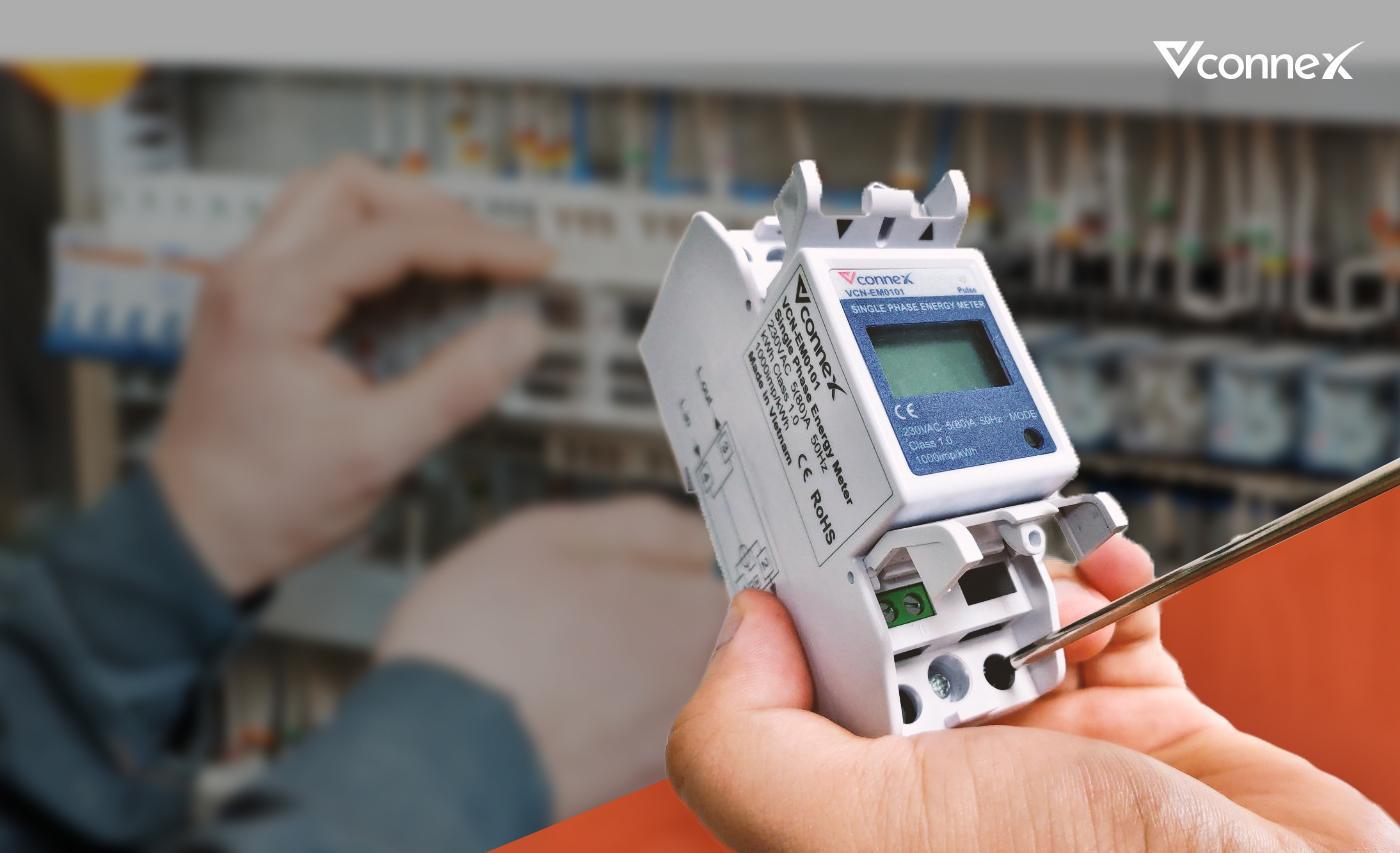 Thiết bị thông minh Vconnex giải quyết nỗi lo mất kiểm soát tiêu dùng điện - Ảnh 3.