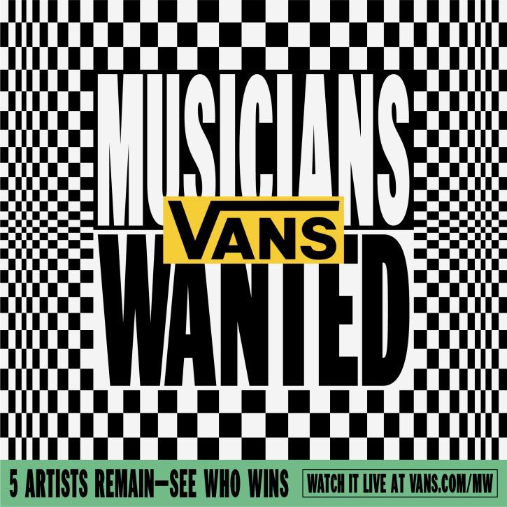 Từ phòng riêng đến sân khấu lớn, bạn trẻ yêu nhạc hãy khởi đầu với Vans Musicians Wanted 2021 - Ảnh 1.