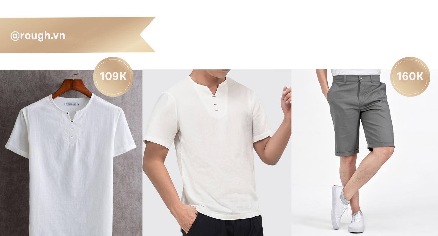 """5 công thức mặc đẹp ở nhà, đúng chuẩn """"soái ca"""" cho các chàng - Ảnh 2."""