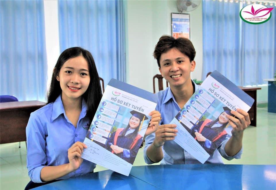 Đại học Tây Đô: Nhiều chính sách học bổng - đồng hành cùng tân sinh viên - Ảnh 1.