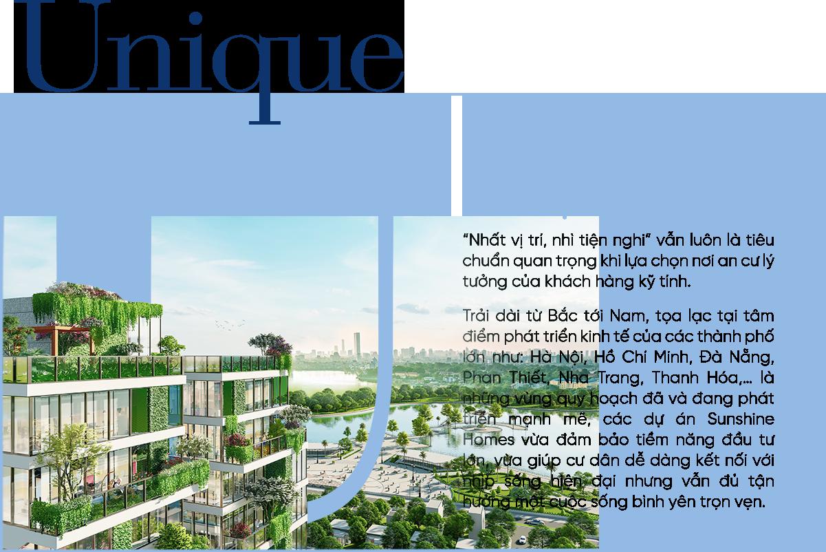 Sunshine Homes và triết lý phát triển BĐS: Mỗi sản phẩm ra đời đều hướng đến trải nghiệm trọn vẹn của người dùng cuối - Ảnh 4.