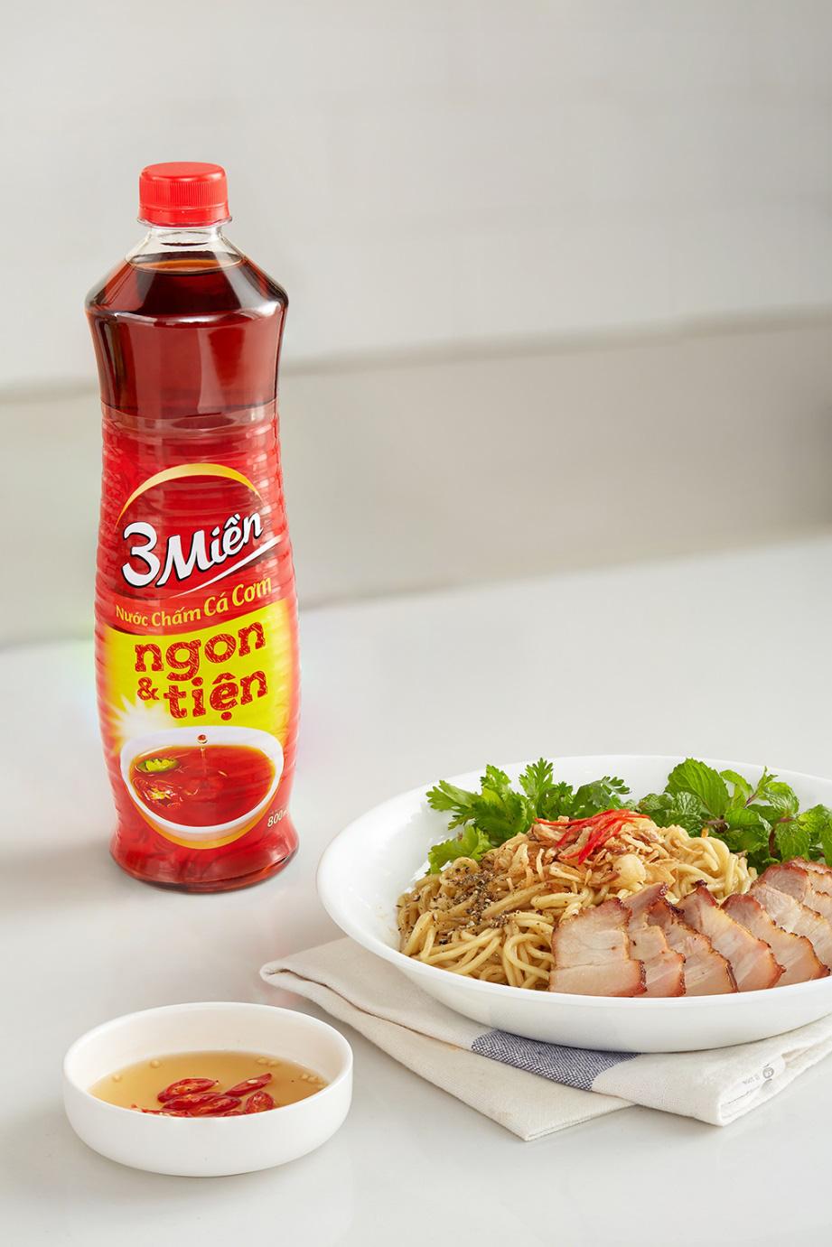 Biến tấu đặc sản Quảng Nam cùng công thức thịt xíu mắm trộn mì vàng của chef Tuyết Phạm - Ảnh 1.