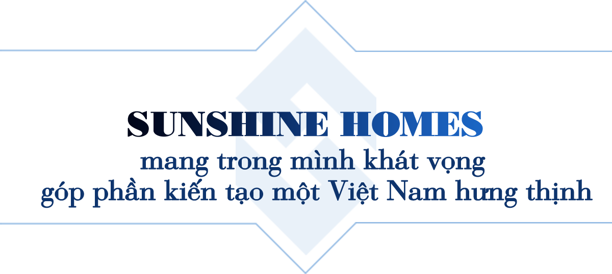 Sunshine Homes và triết lý phát triển BĐS: Mỗi sản phẩm ra đời đều hướng đến trải nghiệm trọn vẹn của người dùng cuối - Ảnh 18.